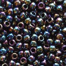 Toho 8/0 Seed Beads Rainbow Iris 86 - 10 grams